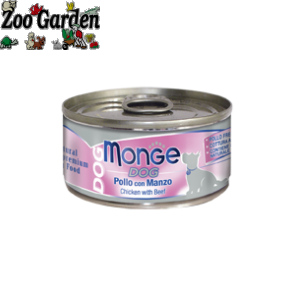 monge natural cani p