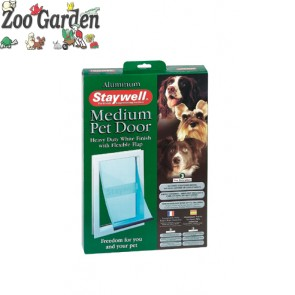 staywell porta cani mod.620 medium in alluminio