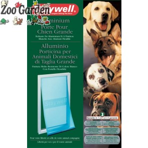 staywell porta cani mod.640 large in alluminio