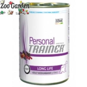 trainer personal long life medium/maxi umido 400gr