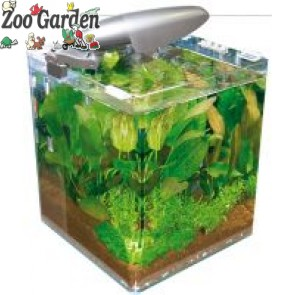 wave acquario box cubo 25 cosmos 16,5 lt