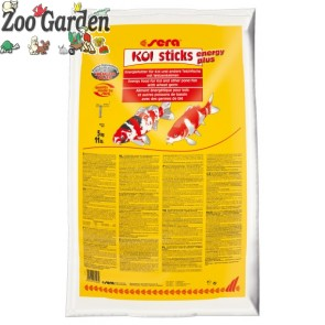 sera mangime laghetto koi sticks energy plus 5 kg