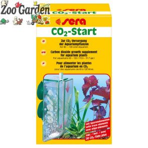 sera kit acquari co2 - start 20 tavolette