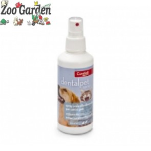 candioli spray cani e gatti dentalpet 125 ml