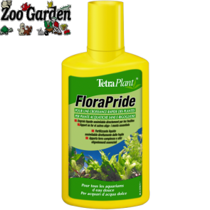 tetra fertilizzane acquari florapride 100 ml