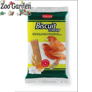 padovan biscotti uccelli biscuit color 5 pz 30gr