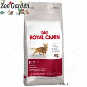 royal canin fit 10 + 2 kg omaggio