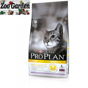 pro plan gatto adult light tacchino 10 kg