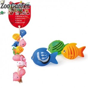 camon gioco cane small fish