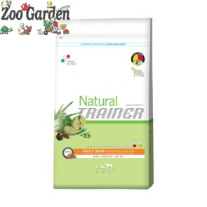 trainer dog natura maxi adult pollo 3 kg