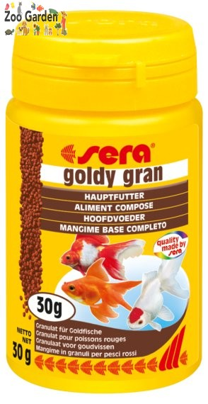 sera mangime acquari goldy gran 100 ml