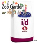 hill's prescription diet feline  i/d 1,5 kg