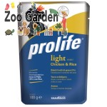 Prolife dog adult mini light pollo e riso 100gr