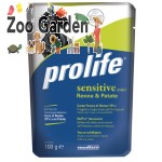 Prolife dog adult mini sensitive renna e patate 100gr
