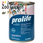 Prolife dog adult sensitive maiale e patate 400gr