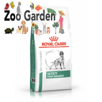 Royal canin dog linea veterinaria satiety weight management 1,5kg