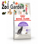 Royal canin cat adult sterilizzato 400gr