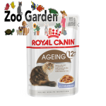 Royal canin cat busta ageing +12 anni in gelatina 85gr