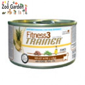 trainer dog fitness mini adult cavallo 150 gr