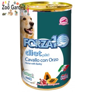 forza 10 cani diet p