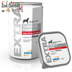 drn extra cane galletto&patate 400 gr
