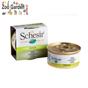 schesir cat in brodo tonno 70 gr