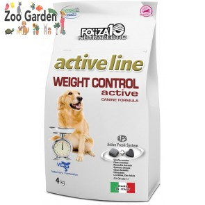 forza 10 cane active line weight control 4 kg