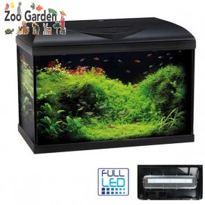 wave poseidon riviera 60 led black 65lt