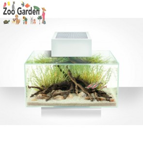 acquario fluvial edge led white 23lt