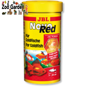 jbl mangime acquari novo red 250ml