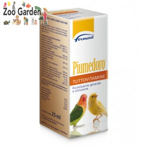 piumedoro tutto vitamine 25ml