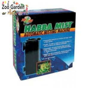 zoo med umidificatore habba mist automatic machine