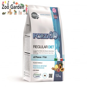 Forza 10 cat diet regular pesce 1,5kg