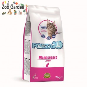 Forza 10 cat adult maintenance pesce 2kg