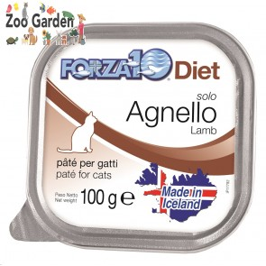 Forza 10 cat solo agnello 100gr