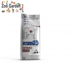 Forza 10 dog adult dermo active 10kg