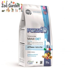 Forza 10 dog diet adult maxi pesce 12kg