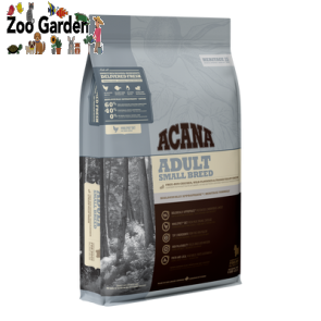 Acana dog heritage adult small breed 2kg