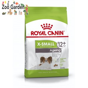 Royal canin dog x-small ageing +12 anni 500gr