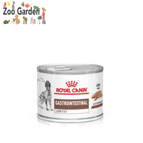 Royal canin dog linea veterinaria gastrointestinal low fat 200gr