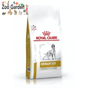 Royal canin dog linea veterinaria urinary moderate calorie 1,5kg