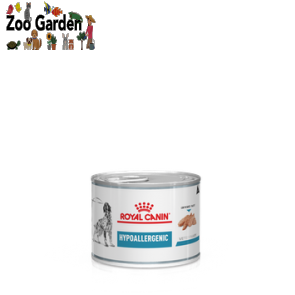Royal canin dog linea veterinaria hypoallergenic 200gr