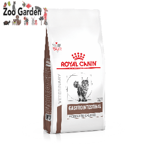 Royal canin cat linea veterinaria gastrointestinal moderate calorie 2kg