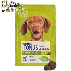 Purina tonus dog chow adult agnello 2,5kg