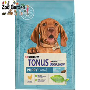 Purina tonus dog chow puppy pollo 2,5kg